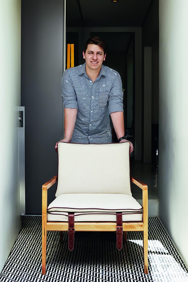 Bruno Faucz, designer