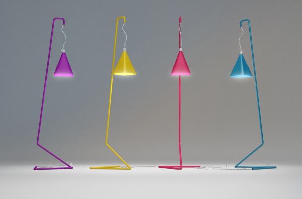 Luminária Zetta Cores (1)