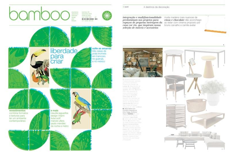 Bamboo - dezembro 2015