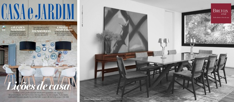 Casa e Jardim - Março 2014 - Breton