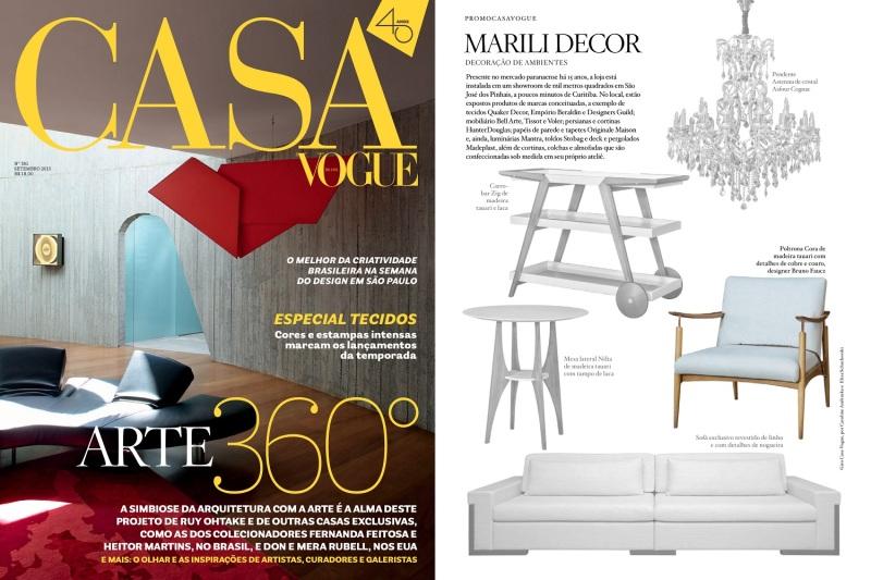 Casa Vogue Setembro