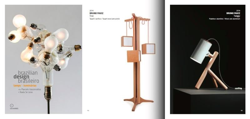 Design Brasileiro - Luminárias