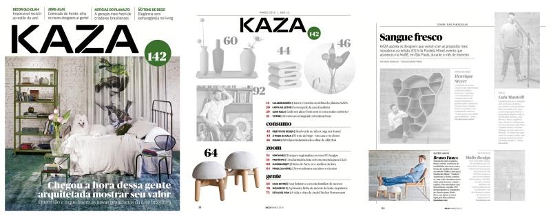Kaza - Março 2015