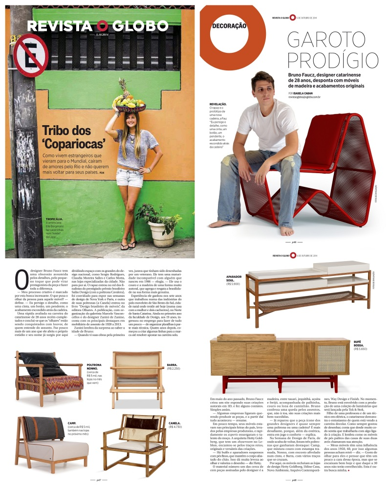 O Globo - 5 outubro 2014 - Page 144