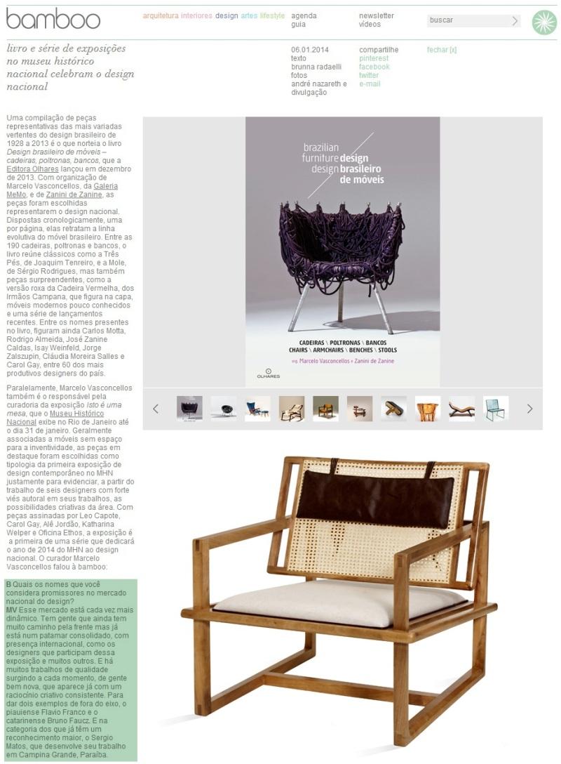Revista Bamboo janeiro 2014