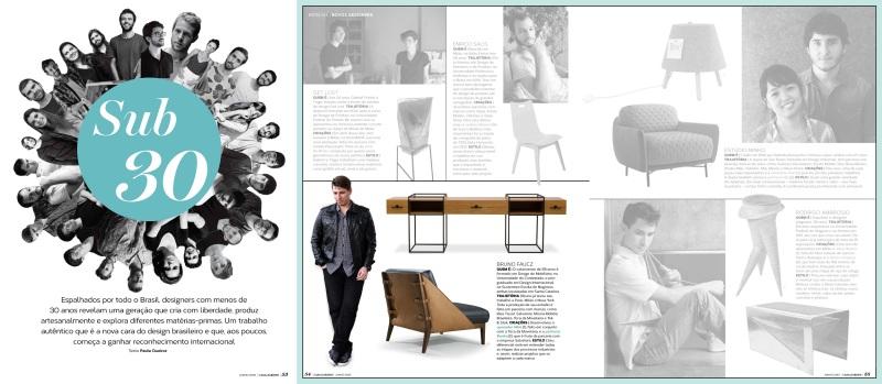 Revista Casa e Jardim Junho 2015