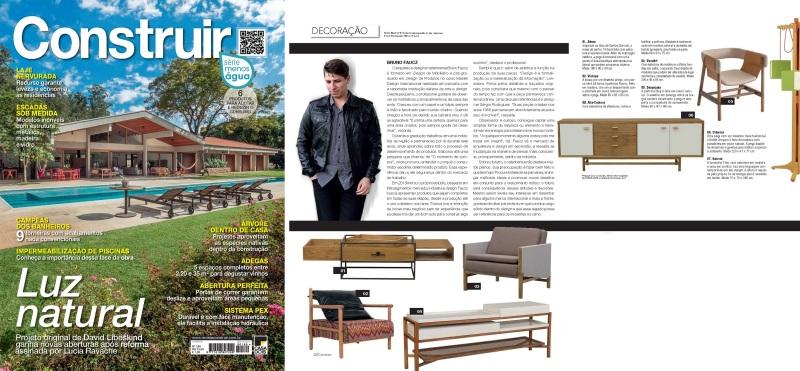Revista Construir - Agosto 2015 - www.casadois.com.brconstruirconstruir