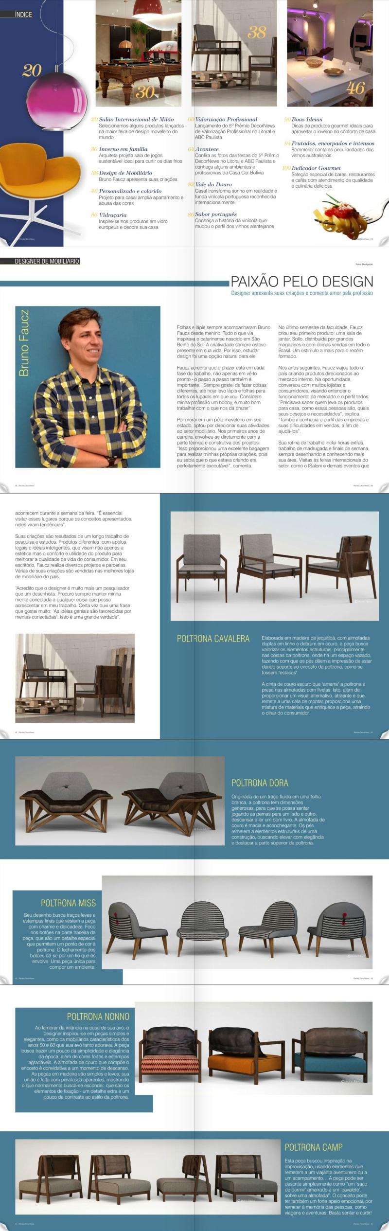Revista Decor Design - Junho 2013