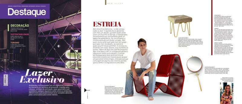 Revista Destaque Outubro 2015