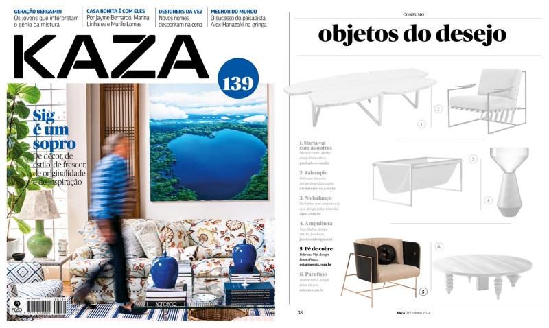 Revista Kaza - Dezembro 2014