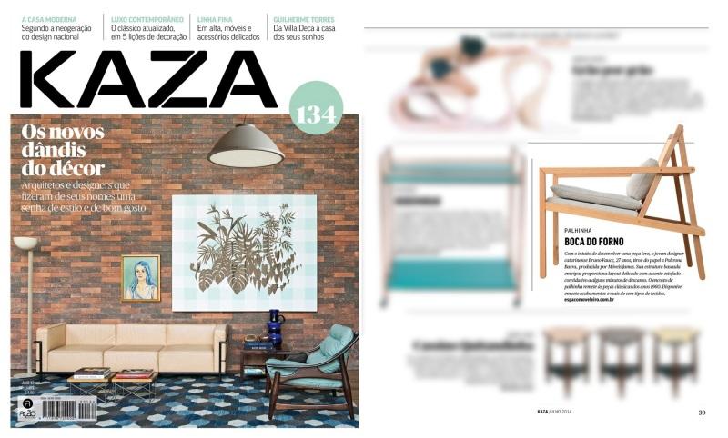 Revista Kaza Julho 2014