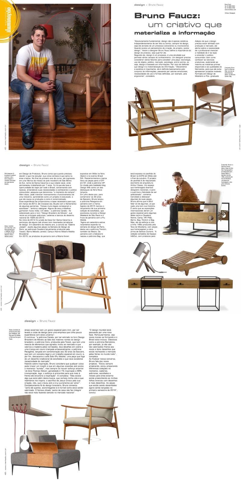 Revista Merkado outubro 2015
