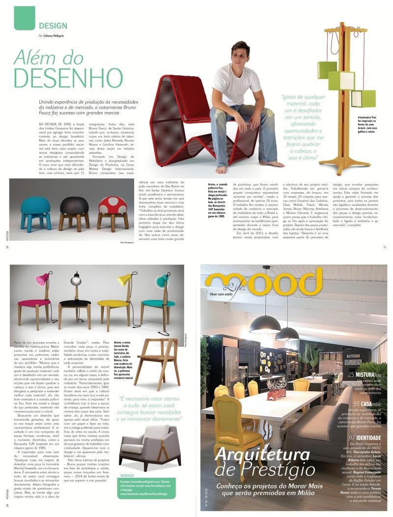 Revista Mood Life - Março 2014