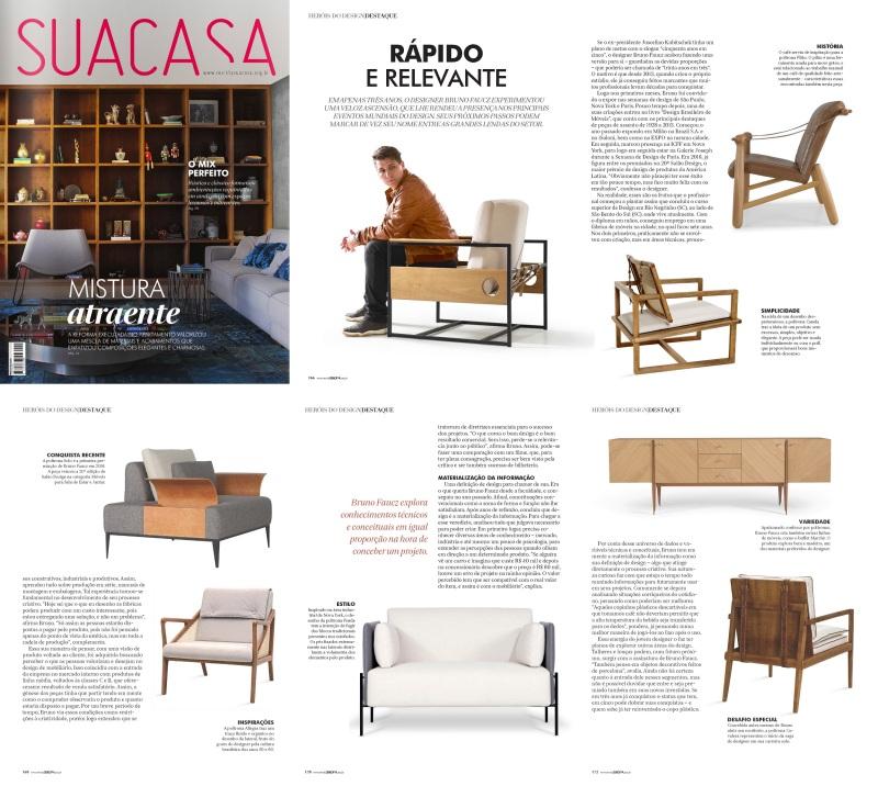 Revista Sua Casa - Abril 2016
