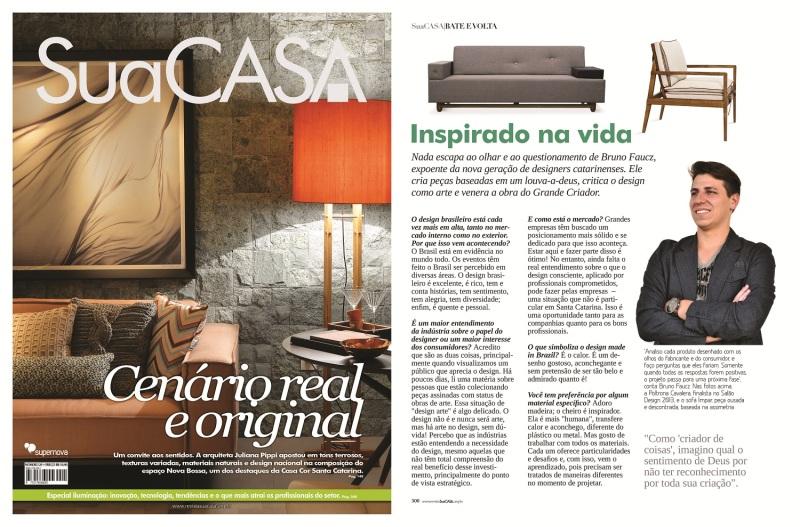 Revista Sua Casa - SC Junho 2014 -