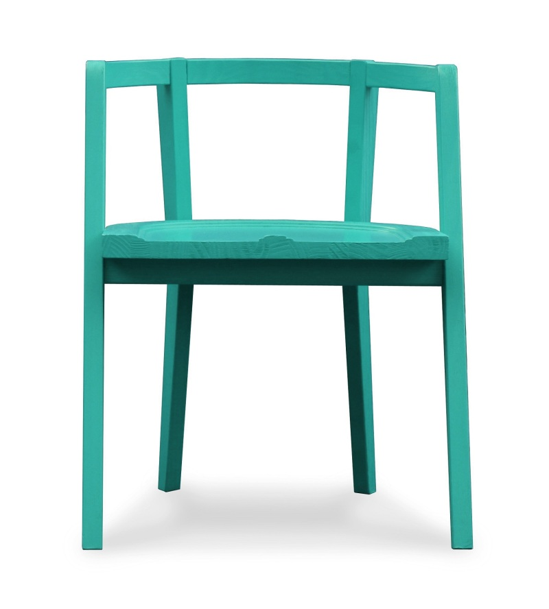 Cadeira Básica (3) - azul