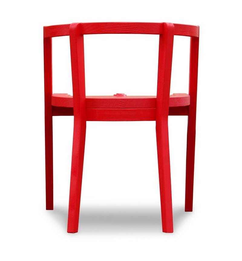 Cadeira Básica (5) - costas